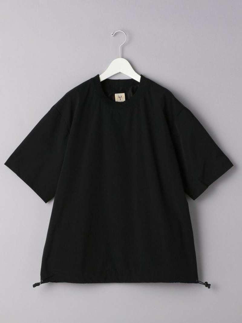 [Rakuten Fashion]<Scye(サイ)>NYクルーネックTEE UNITED ARROWS ユナイテッドアローズ カットソー Tシャツ ブラック【送料無料】