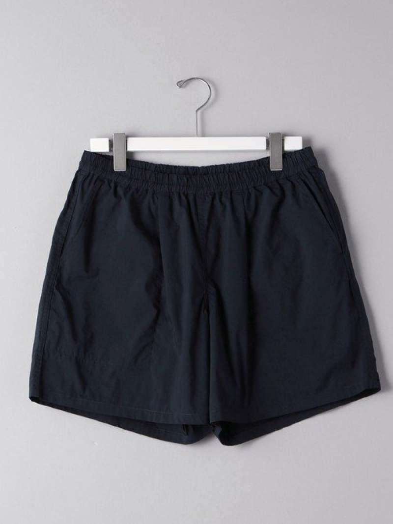 [Rakuten Fashion]<HANDROOM(ハンドルーム)>フィールドショーツ UNITED ARROWS ユナイテッドアローズ パンツ/ジーンズ ショートパンツ ネイビー ベージュ【送料無料】