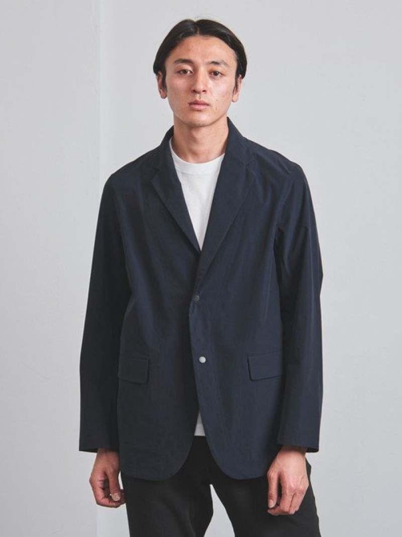 [Rakuten Fashion]<THENORTHFACE(ザノースフェイス)>デザートジャケット UNITED ARROWS ユナイテッドアローズ コート/ジャケット テーラードジャケット ネイビー ブラック【送料無料】