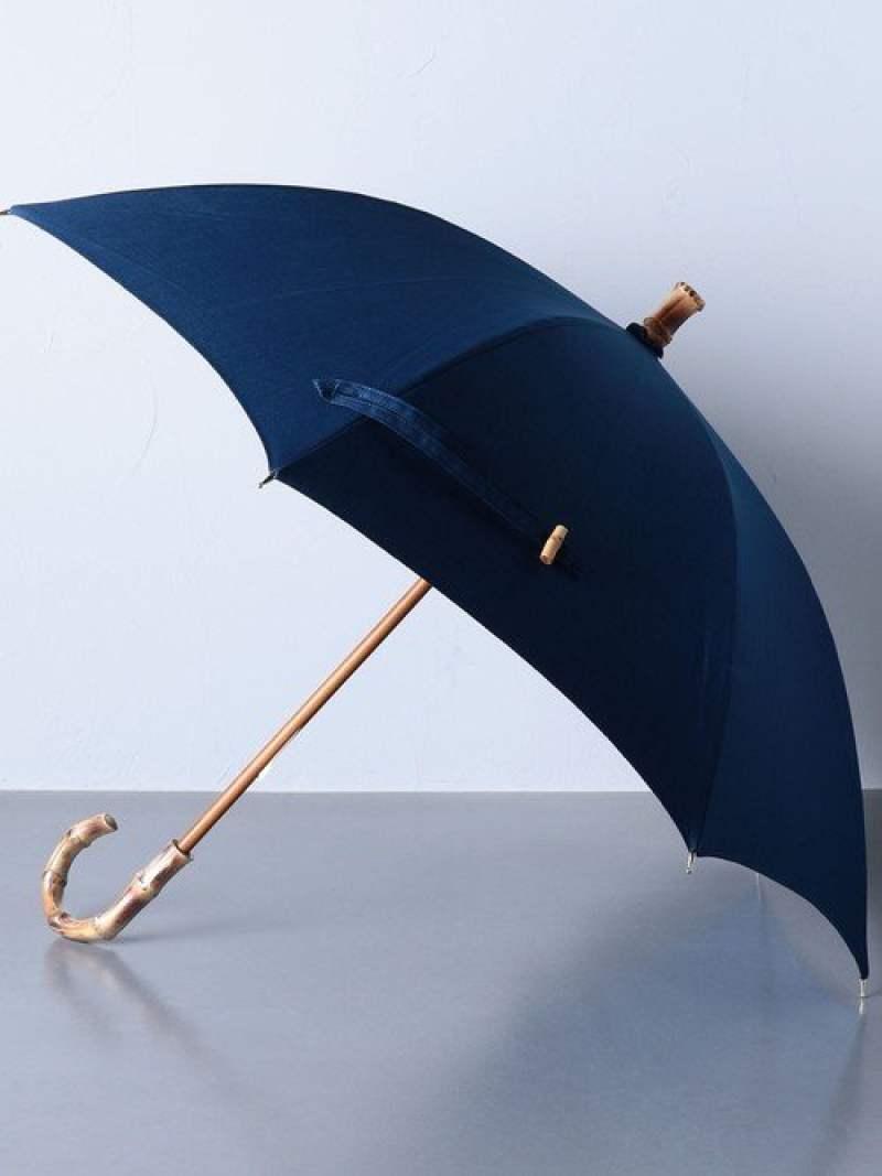 [Rakuten Fashion]UBSCMUJISHORT晴雨兼用傘 UNITED ARROWS ユナイテッドアローズ ファッショングッズ 日傘/折りたたみ傘 ネイビー ブラック ベージュ イエロー【送料無料】