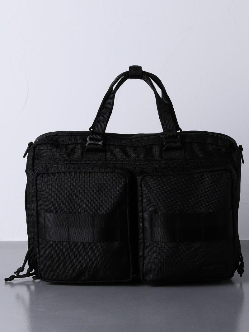 [Rakuten Fashion]BRIEFING(ブリーフィング)  A4 3ウェイ ブリーフバッグ UNITED ARROWS ユナイテッドアローズ バッグ バッグその他 ブラック【送料無料】