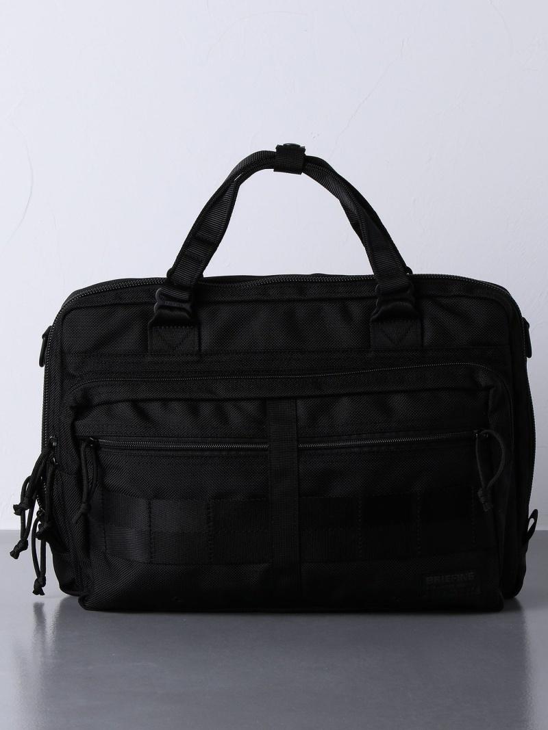 [Rakuten Fashion]BRIEFING(ブリーフィング)2ウェイ ブリーフバッグ UNITED ARROWS ユナイテッドアローズ バッグ バッグその他 ブラック【送料無料】