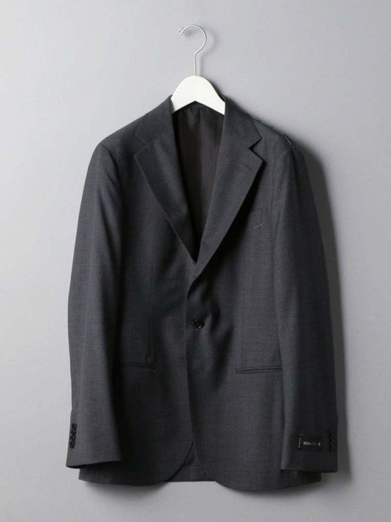[Rakuten Fashion]<UNITEDARROWS>REDAACTIVETRO3BS-MDL UNITED ARROWS ユナイテッドアローズ ビジネス/フォーマル セットアップスーツ グレー【送料無料】