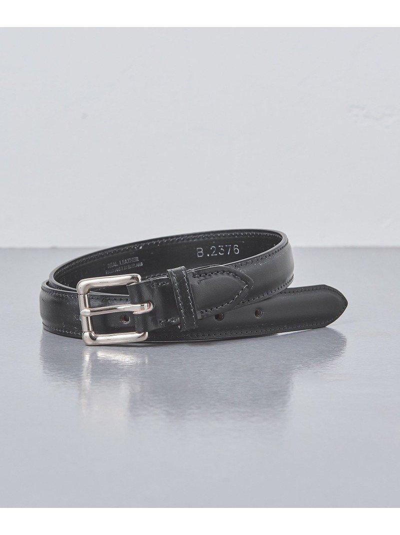 [Rakuten Fashion]<Whitehouse Cox(ホワイトハウス コックス)> B2376 BRDL 25mm UNITED ARROWS ユナイテッドアローズ ファッショングッズ ベルト ブラック ブラウン ネイビー【送料無料】