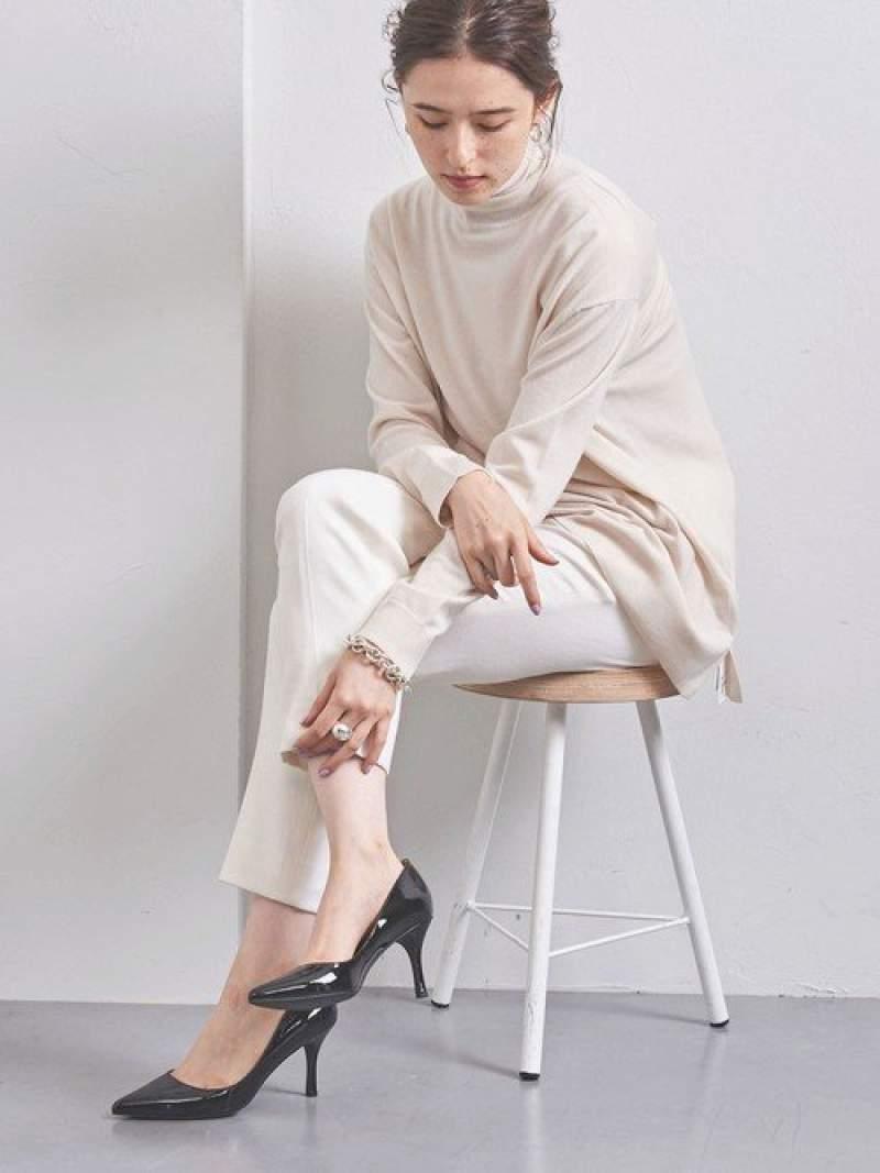 [Rakuten Fashion]【SALE/50%OFF】UWCSポインテッドEMLパンプス UNITED ARROWS ユナイテッドアローズ シューズ パンプス ブラック グレー【RBA_E】【送料無料】