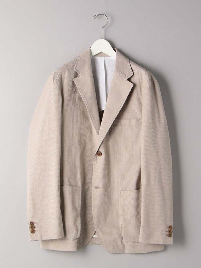 [Rakuten Fashion]<TUBE(チューブ)>【別注】CO2Bジャケット UNITED ARROWS ユナイテッドアローズ コート/ジャケット テーラードジャケット ホワイト【送料無料】