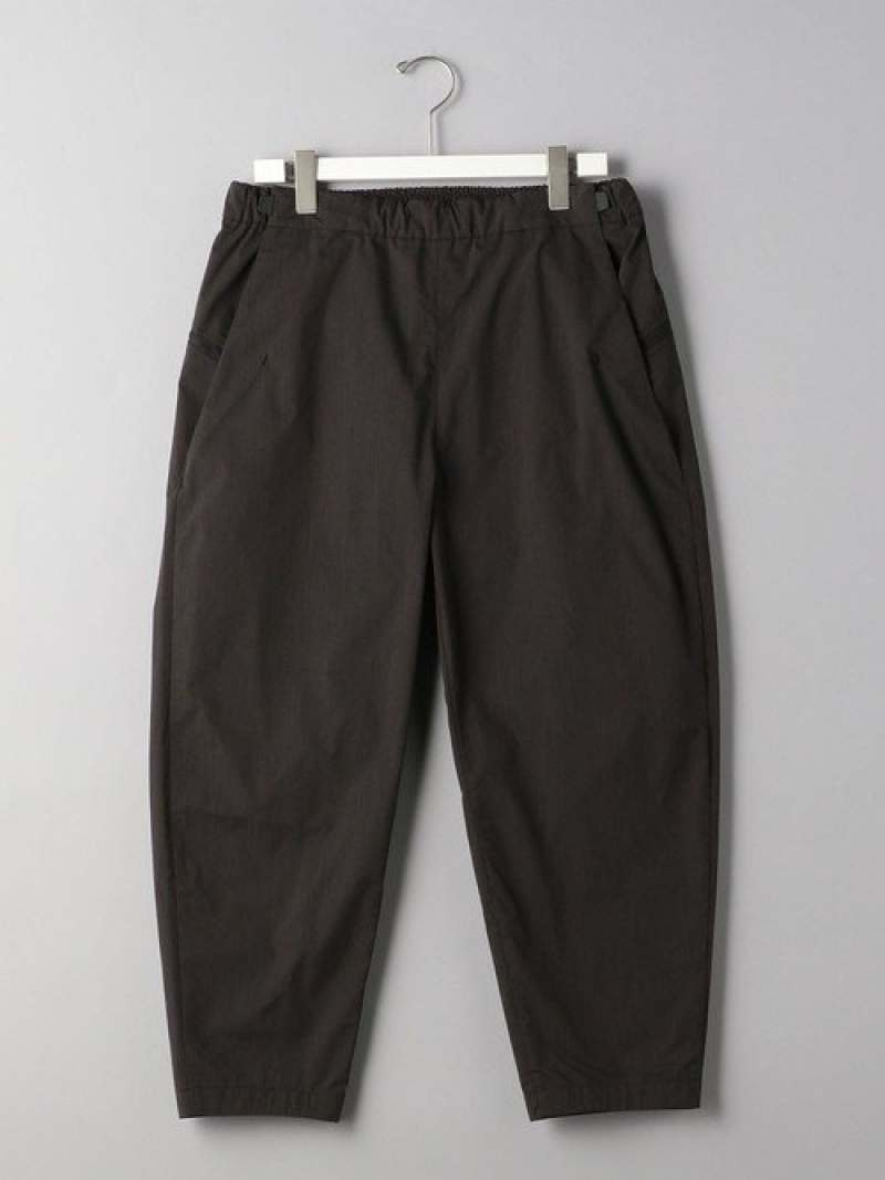[Rakuten Fashion]<alkphenix(アルクフェニックス)>crankeasypants UNITED ARROWS ユナイテッドアローズ パンツ/ジーンズ フルレングス ブラック【送料無料】