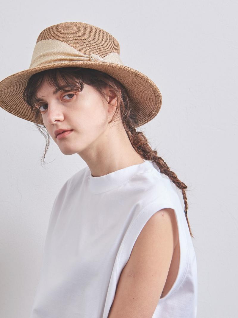 [Rakuten BRAND AVENUE]<Athena New York(アシーナ ニューヨーク)>CAMILA GLT TANBODY ハット UNITED ARROWS ユナイテッドアローズ 帽子/ヘア小物【送料無料】