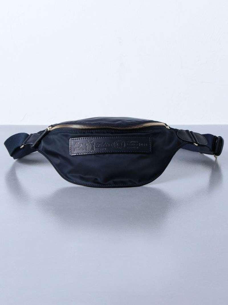 [Rakuten Fashion]<FELISI(フェリージ)>10/39WAISTBAG UNITED ARROWS ユナイテッドアローズ バッグ ウエストポーチ ネイビー ブラック【送料無料】