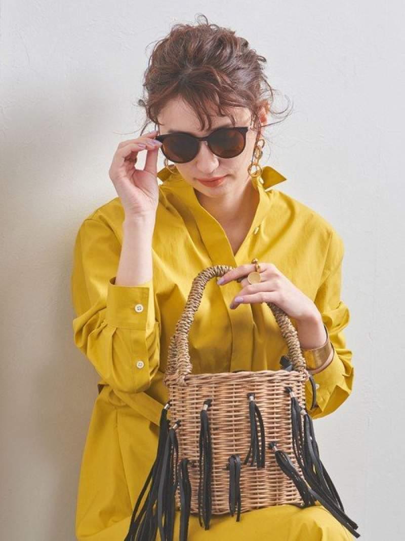 [Rakuten Fashion]UWSCボストンMET/TEMサングラス UNITED ARROWS ユナイテッドアローズ ファッショングッズ サングラス ブラウン グレー ベージュ【送料無料】