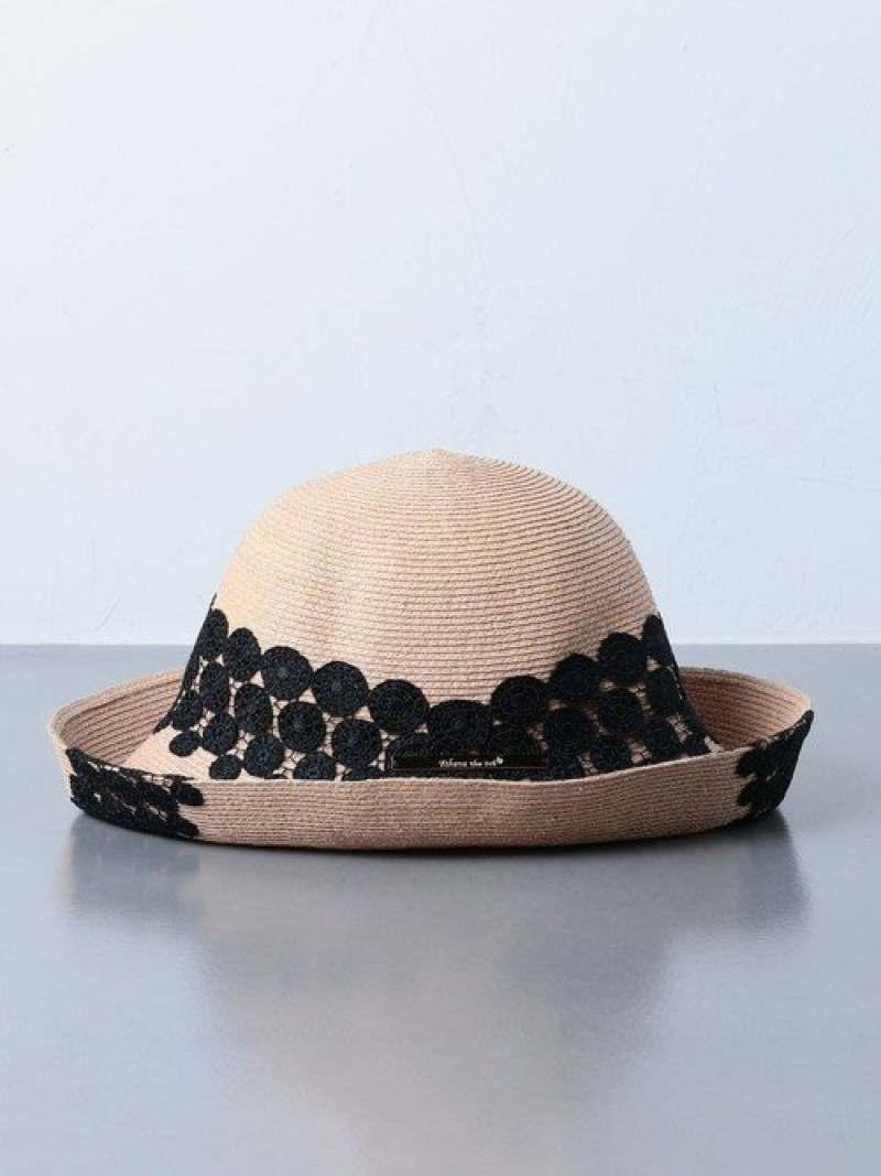 [Rakuten Fashion]<AthenaNewYork(アシーナニューヨーク)>SCARLLETLACERAFハット UNITED ARROWS ユナイテッドアローズ 帽子/ヘア小物 ハット ブラック【送料無料】