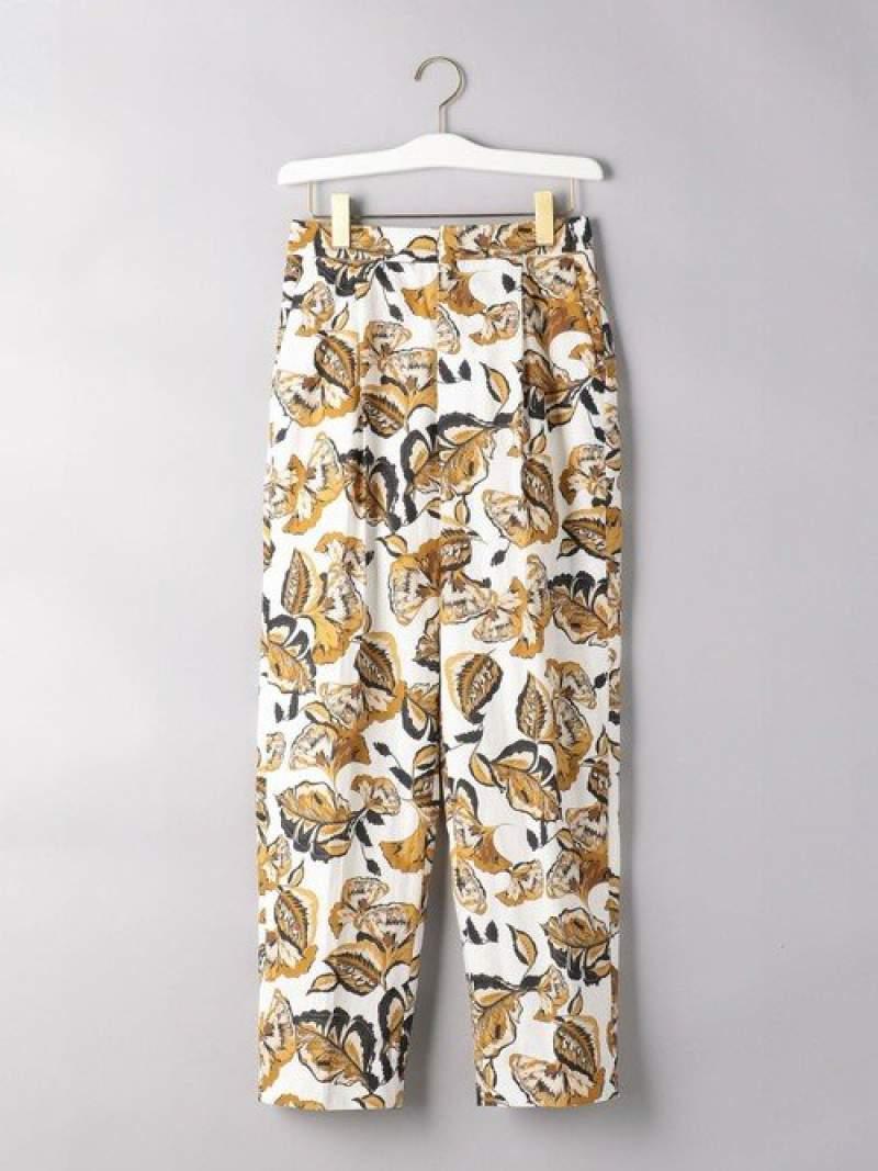 [Rakuten Fashion]UWSCリーフプリントパンツ UNITED ARROWS ユナイテッドアローズ パンツ/ジーンズ フルレングス【送料無料】