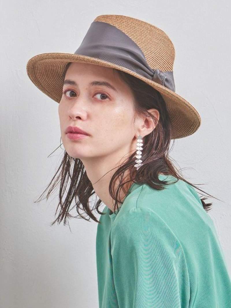 [Rakuten Fashion]<AthenaNewYork(アシーナニューヨーク)>CAMILATANBODYハット UNITED ARROWS ユナイテッドアローズ 帽子/ヘア小物 ハット グレー ブラック【送料無料】
