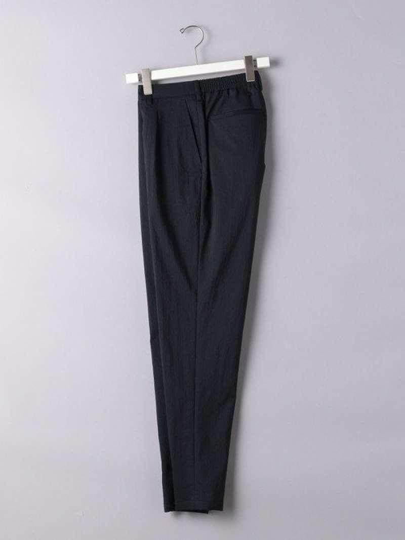 [Rakuten Fashion]<UNITEDARROWS>シアサッカーイージーパンツ UNITED ARROWS ユナイテッドアローズ パンツ/ジーンズ パンツその他 ネイビー グレー【送料無料】