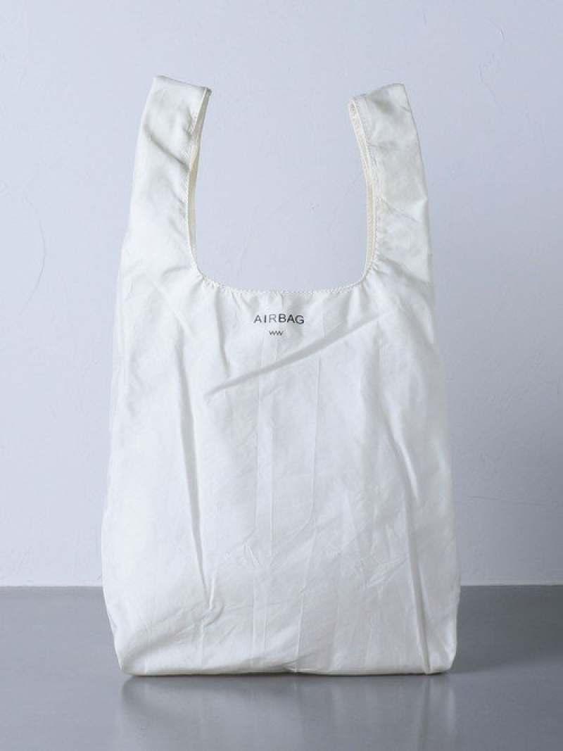 [Rakuten Fashion]<WACCOWACCO(ワッコワッコ)>ショッピングバッグ UNITED ARROWS ユナイテッドアローズ バッグ バッグその他 ホワイト【送料無料】