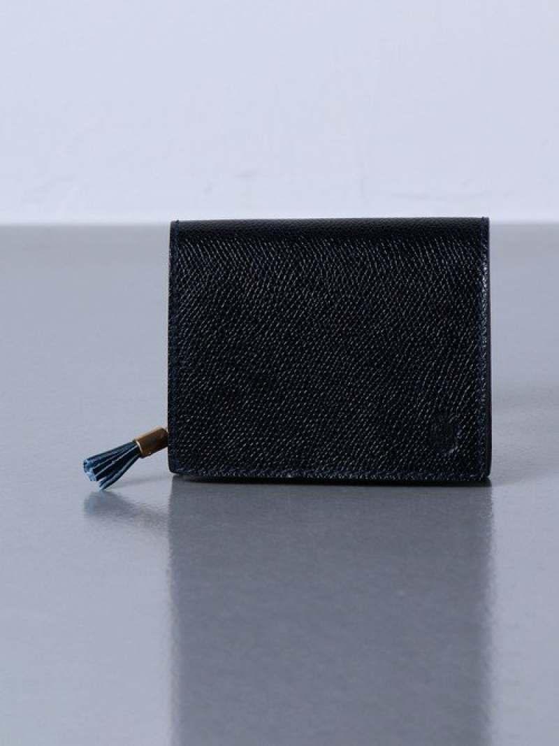 [Rakuten Fashion]<FELISI(フェリージ)>851SLミニウォレット UNITED ARROWS ユナイテッドアローズ 財布/小物 財布 ネイビー ブラック【送料無料】