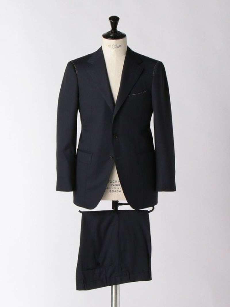 [Rakuten Fashion]<SOVEREIGN(ソブリン)>シャドウストライプ3Bスーツ UNITED ARROWS ユナイテッドアローズ ビジネス/フォーマル スーツ ネイビー【送料無料】