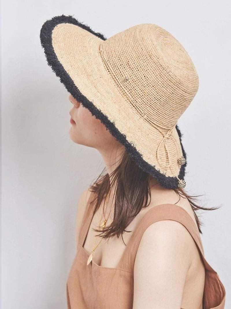 [Rakuten Fashion]<HELENKAMINSKI(ヘレンカミンスキー)>BIAハット UNITED ARROWS ユナイテッドアローズ 帽子/ヘア小物 ハット ホワイト【送料無料】