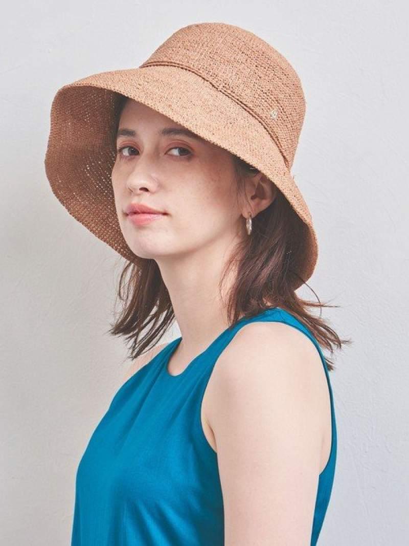 [Rakuten Fashion]<HELEN KAMINSKI(ヘレンカミンスキー)>PROVENCE ハット UNITED ARROWS ユナイテッドアローズ 帽子/ヘア小物 ハット ベージュ【送料無料】