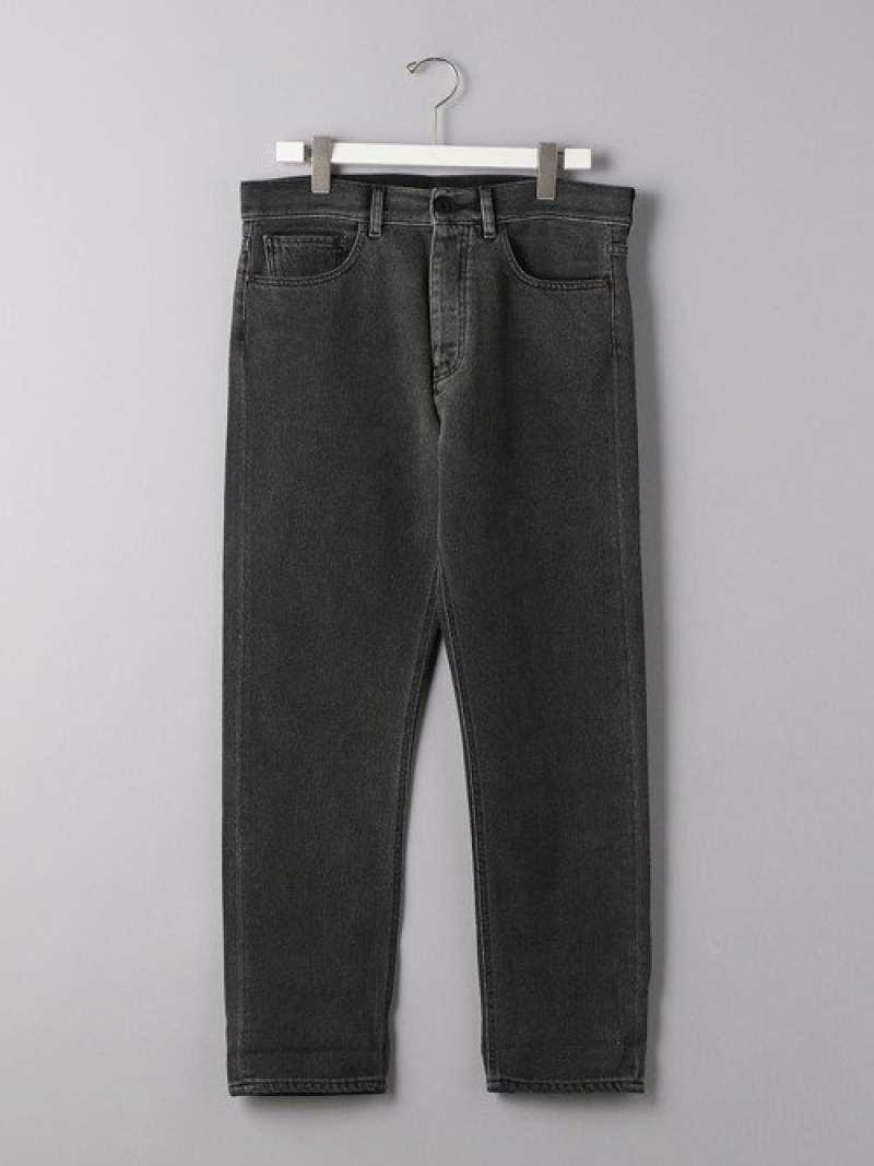 [Rakuten Fashion]<PENCE(ペンス)>ウォッシュブラックテーパード5ポケット UNITED ARROWS ユナイテッドアローズ パンツ/ジーンズ フルレングス ブラック【送料無料】