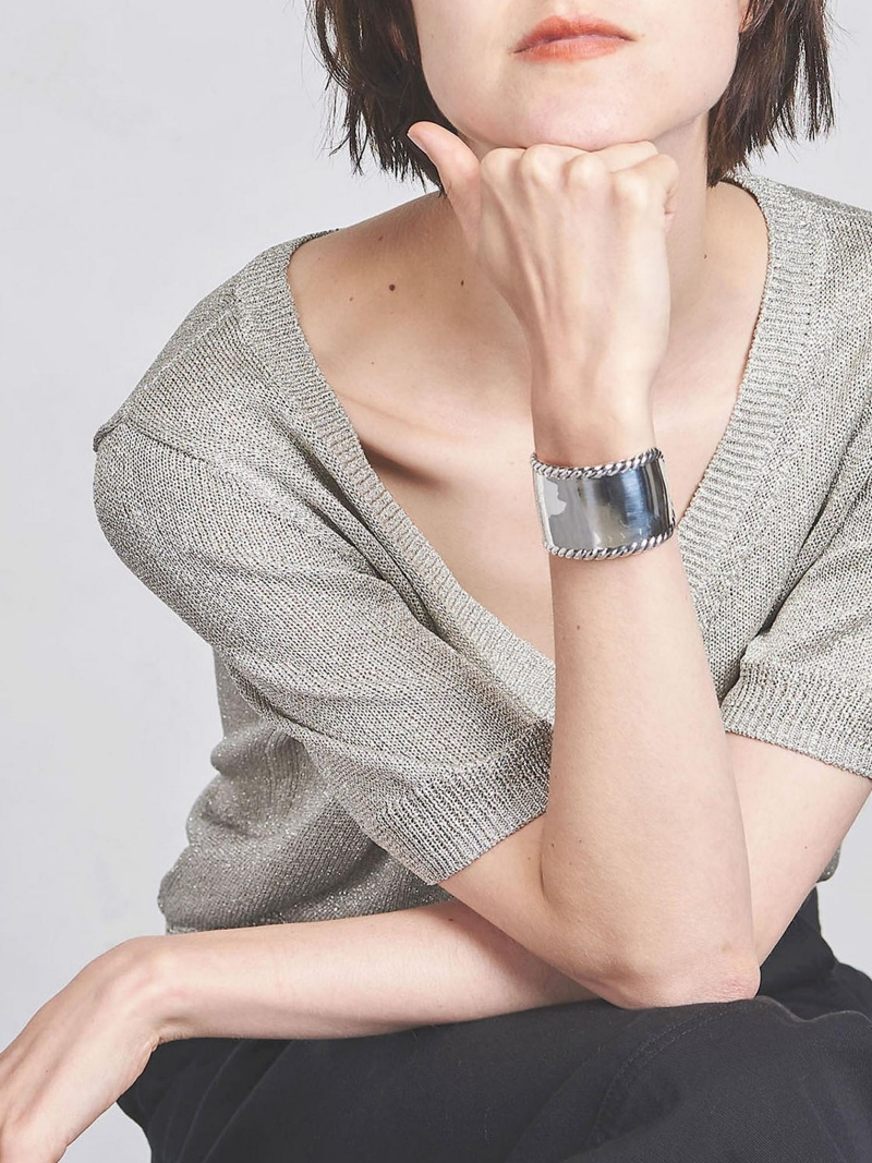 [Rakuten Fashion]<PHILIPPEAUDIBERT(フィリップオーディベール)>ツイールRIGIDバングル† UNITED ARROWS ユナイテッドアローズ アクセサリー ブレスレット シルバー【送料無料】