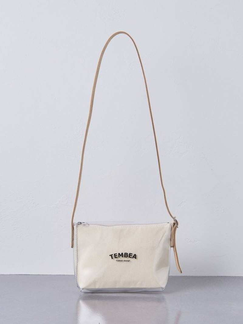 [Rakuten Fashion]<TEMBEA(テンベア)>PVCポシェット† UNITED ARROWS ユナイテッドアローズ バッグ ショルダーバッグ ホワイト ブラック【送料無料】