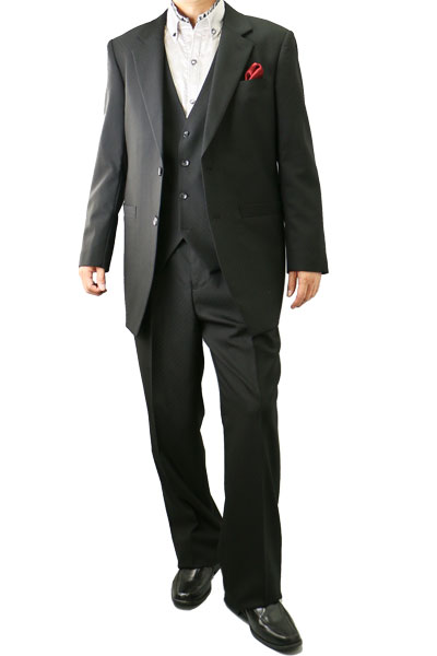 送料無料 スーツ メンズ スリーピーススーツ 秋冬春 ドレススーツ ラグジュアリスーツ ベスト付き 結婚式 パーティ 大きいサイズ 118851 1 2 6 7 8 6 30迄 キャッシュレス5ポイント還元QCBrdWxoeE