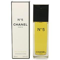 シャネル(CHANEL)★☆No.5 (ノーマル) EDT/SP(100ml)※箱無し特価品※