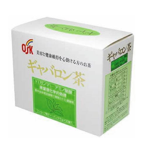 OSK ギャバロン茶 1箱 直営ストア 30パック 新作販売