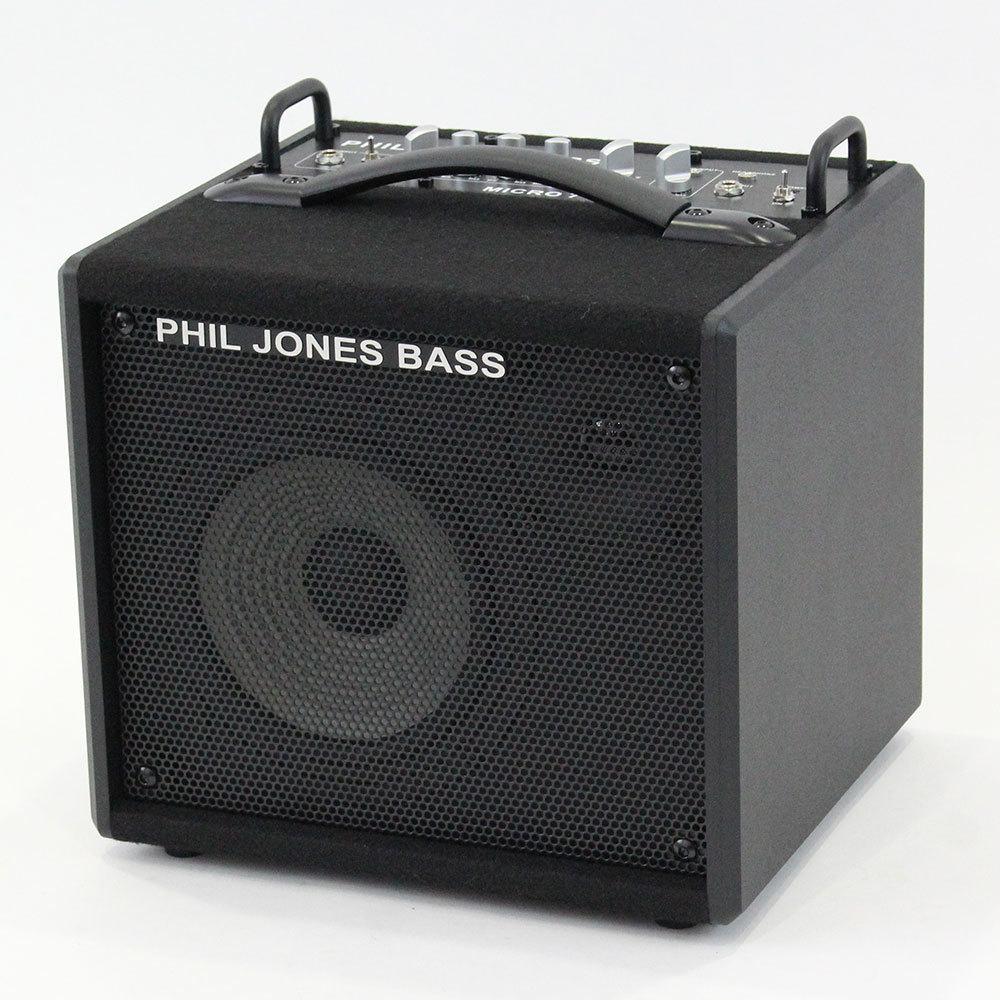 ハイファイサウンドなベースアンプ PHIL JONES BASS Micro 7 Bass Amp ベースアンプ