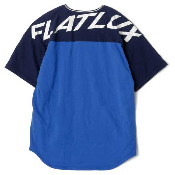 【FLATLUX】(フラットラックス)PRINCE SS HENRYNECK(BLUE)
