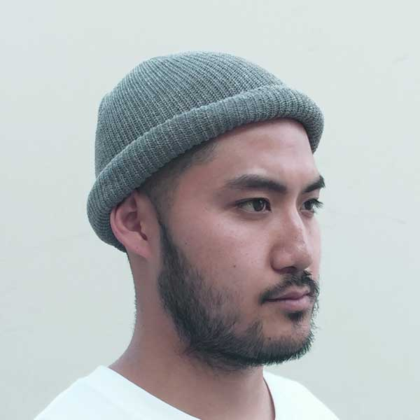 unlimited  (advance) knit hat gray   is gray a beanie watch cap hat plain  fabric in the summer round and round COTTON BEANIE(GREY) SOLID SUMMER KNIT  BEANIE ... 4c4cc30ec4e