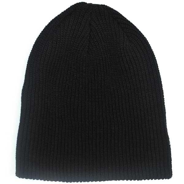 (advance) is knit hat knit cap black   black a beanie watch cap hat plain  fabric in the summer round and round COTTON BEANIE(BLACK) SOLID SUMMER KNIT  BEANIE ... 3da80106208