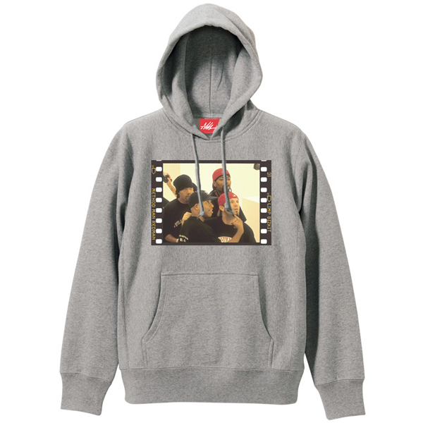 【ASH】(アッシュ)ALL IN TOGETHER NOW VIDEO SHOT HOODY/1998(HEATHER GREY)
