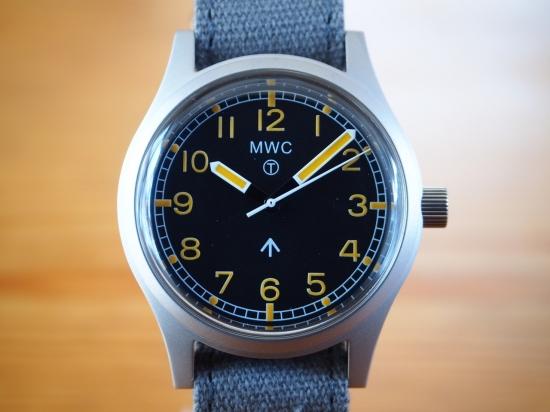 メンズ腕時計 ブランド ミリタリーウォッチカンパニー MWC時計 W10 英国 陸軍 1940年代 ~ 60年代 モデル SEIKO セイコー 自動巻 NH35A ハック、スリップ機能 イギリス ロイヤルアーミー トリチウム灼け