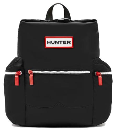 HUNTER【ハンター】送料無料 オリジナル トップクリップ ミニバックパック -ナイロンレインブーツ