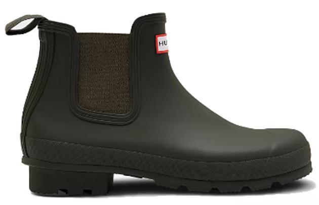 <送料無料>HUNTER【ハンター】MENS ORIGINAL CHELSEA BOOTSオリジナル チェルシーブーツレインブーツ ラバーブーツ 長靴