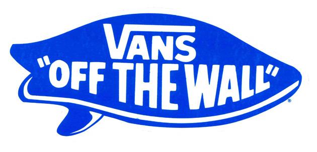 アメリカ企画バンズステッカー! 【メール便対応】 新作 VANS SURF OFF THE WALL STICKER 入荷!