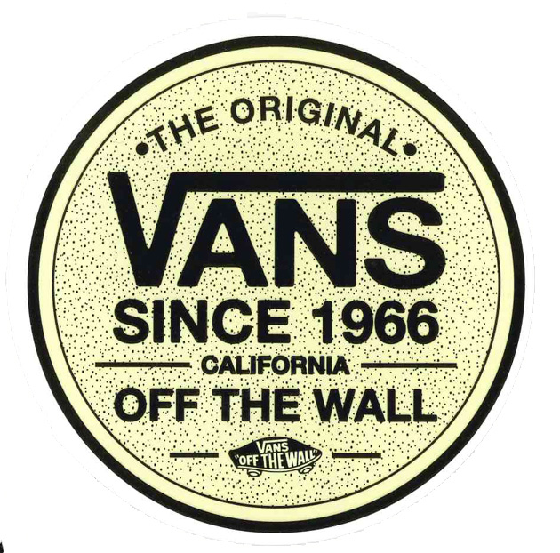 ebdc5b722314 unsteady  New VANS SINCE 1966 CALIFORNIA OFF THE WALL STICKER is in ...
