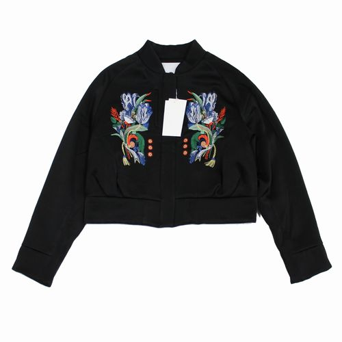 Mame Kurogouchi マメ 16AW Decadent Motif Embroidery Blouson 刺繍ブルゾン 【中古】