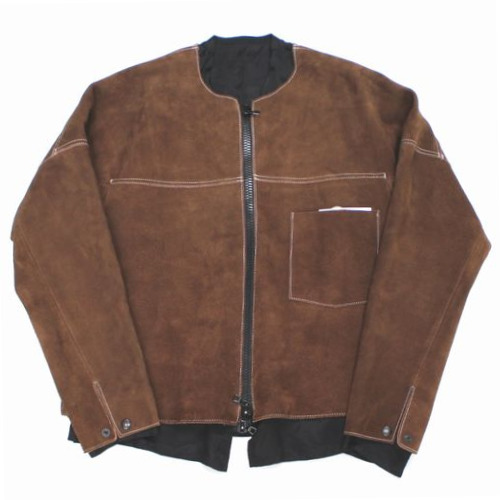SUNSEA サンシー 17AW SUEDE GERONIMO JACKET 【中古】