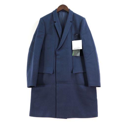 UNDERCOVER アンダーカバー 価格 交渉 送料無料 12AW 中古 Wドビーロングジャケット コート SEAL限定商品