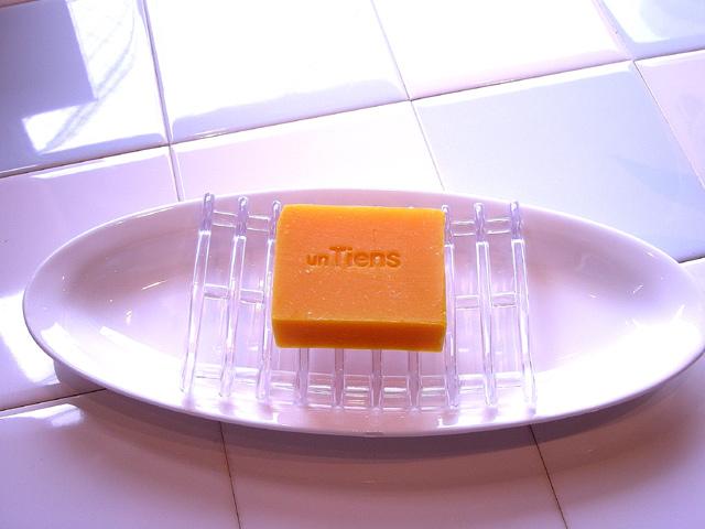 石鹸置き アンティアン ソープサーバー(塩ビ製)水はけもよく、通気性にも優れ、手作り石鹸置きに最適!【石けんケース・石けん台ランキング1位商品】