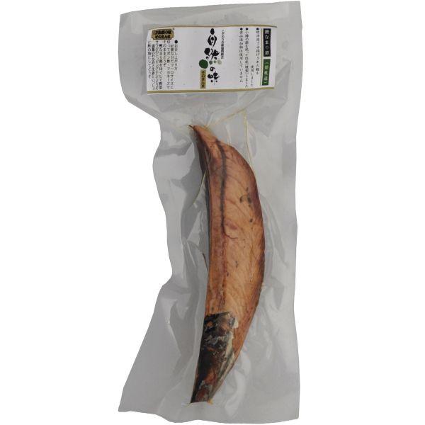 当店限定販売 静岡の焼津港で水揚げされたカツオの茹でなまり節を燻煙しました お金を節約 自然の味そのまんま 鰹なまり節 1節 焙乾造