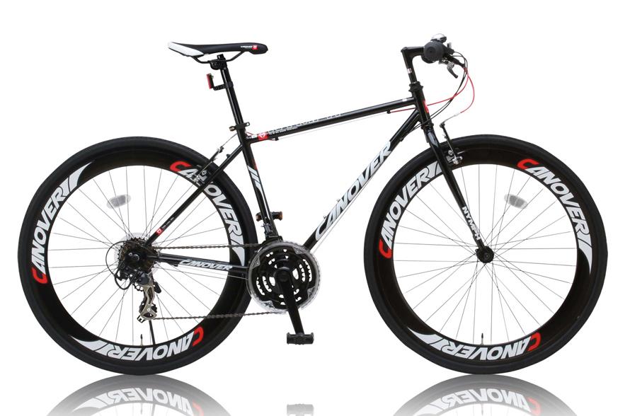 CANOVER / カノーバー CAC-025 NYMPH(ニンフ) 700C クロスバイク 450mm  21段変速 【代引不可】【北海道発送不可】【離島発送不可】【ロードバイク】