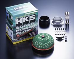 HKS スーパーパワーフローリローデッド