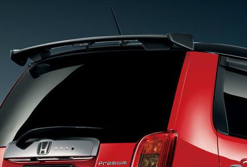 無限 / MUGEN エアロ ウイングスポイラー 純正塗装済 N-ONE JG1/JG2 2012/11~ 車体番号100- 、200-