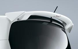 無限(MUGEN) ウィングスポイラー 純正塗装済フリード GB3/GB4用