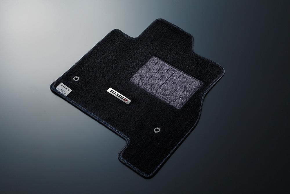 nismo / ニスモ フロアマット リーフ ZE0用 車両1台分(5マット)