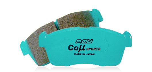 Projectμ(プロジェクトミュー) Coμ SPORTS(コ・ミュースポーツ)フロント ブレーキパッド